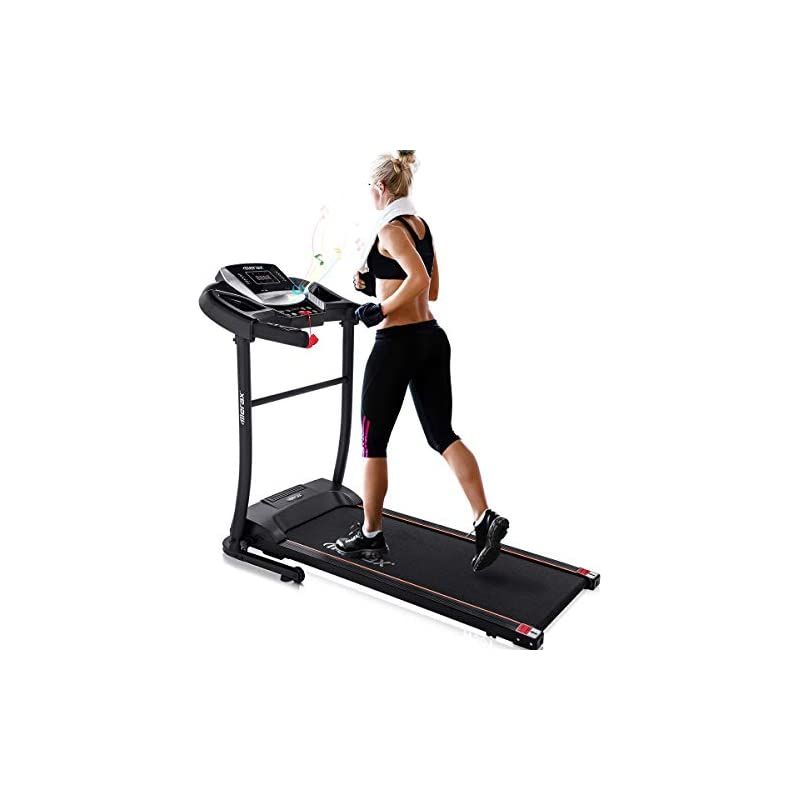 Merax Electric Folding Treadmill – Easy