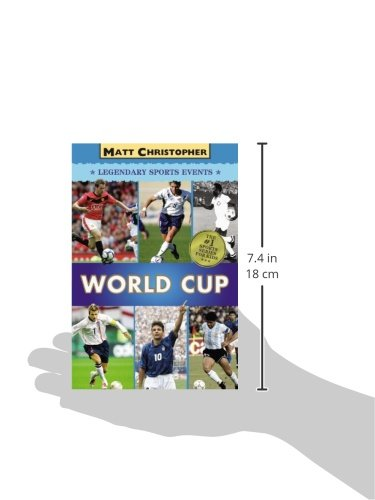 World Cup (Matt Christopher Legendary Sports Events) by Little, Brown Books for Young Readers (Image #1)