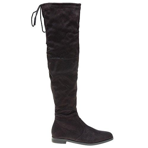 Topaz Sole Femme Noir Boots Schwarz wzqqXHr