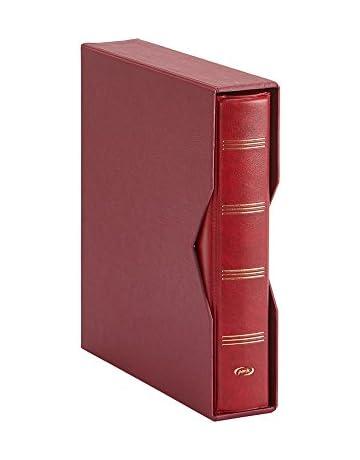 Pardo 74505 - Album numismático universal, color burdeos