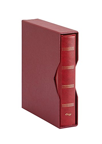 Pardo 74505 - Album numismático universal, color burdeos: Amazon.es: Oficina y papelería