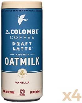 Coffee Drinks: La Colombe Draft Latte Oatmilk