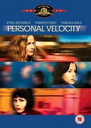 Personal Velocity: Three Portraits Reino Unido DVD: Amazon.es ...