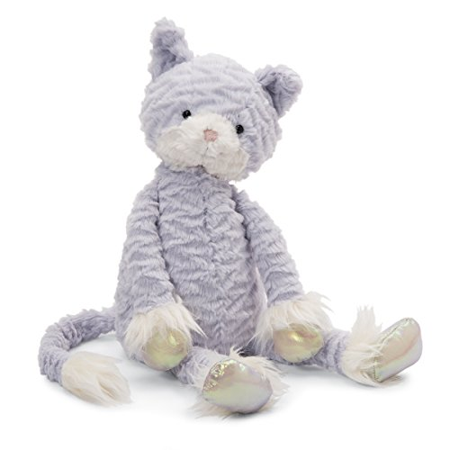 - Jellycat Dainty Kitten Stuffed Animal, 19 inches