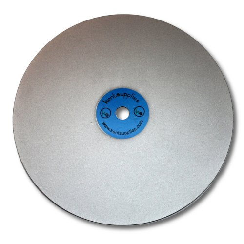 (8 inch Grit 800 Quality Electroplated Diamond coated Flat Lap Disk wheel)