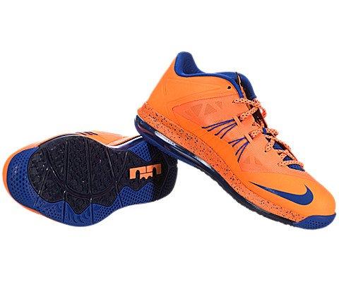 Nike Men's Air Max Lebron X Low Basketball Shoes