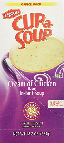 Lipton Cream of Chicken Soup (Discontinued Snacks)