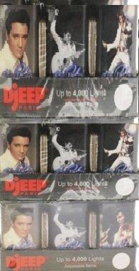 DjEEP Elvis Presley Lighters 36Ct