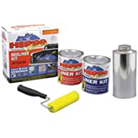 Hippo Liner Do It Yourself Bed Liner Kit 0.45-Gallon, 1.7 Liter