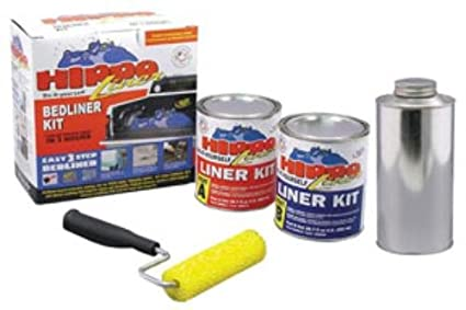 Amazon hippo liner do it yourself bed liner kit 045 gallon hippo liner do it yourself bed liner kit 045 gallon 17 liter solutioingenieria Gallery