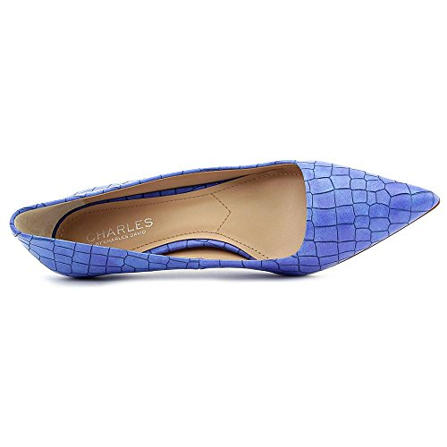 Charles By Charles David Mujeres Drew Pointed Toe Classic Pumps Ocean