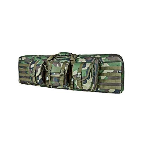 - Double Carbine/Rifle/Shotgun Case By NcStar/Vism (Woodland Camo, 36)
