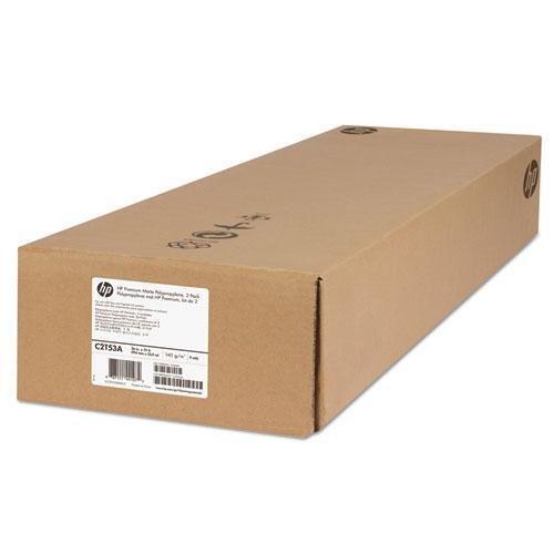 HP C2T53A Premium Matte Polypropylene Paper, 140 g/m2, 36