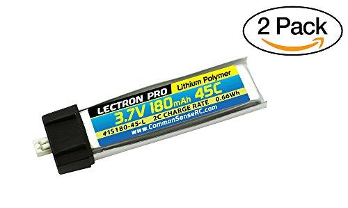 2 Pack Lectron Pro 3 7 volt
