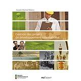 Gestion des projets de développement international