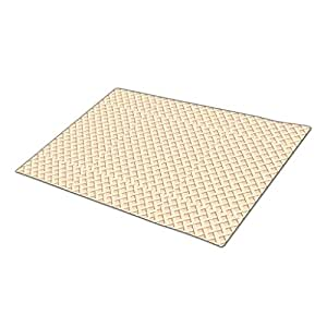QuiQ Custom Doormat Natural Blank One size