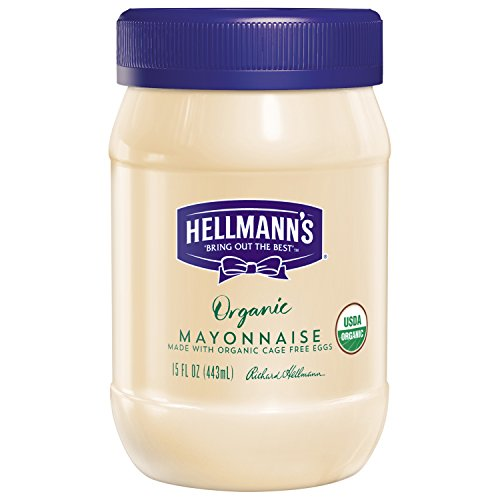 (Hellmann's Organic Mayonnaise Organic 15 oz)