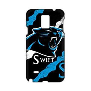 Cool-benz NFL carolina panthers (3D)Phone Case for Samsung Galaxy note4