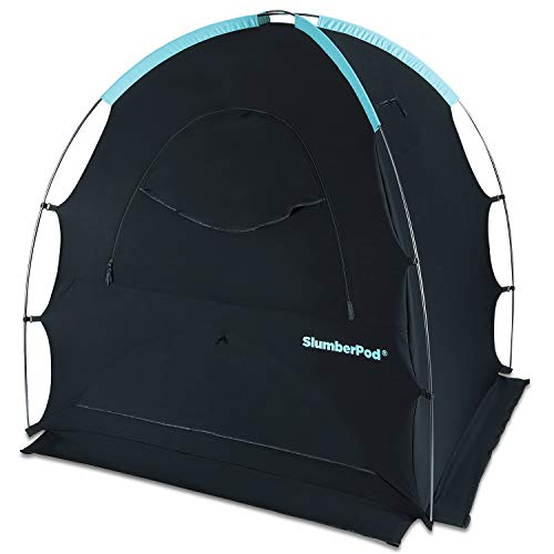 Discover Bargain SlumberPod Privacy Pod for Traveling with Babies and Toddlers: Easy to Set Up Black...