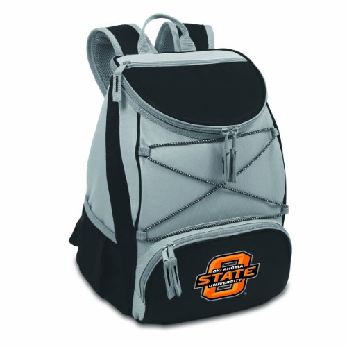 - NCAA Oklahoma State Cowboys PTX Insulated Backpack Cooler, Black