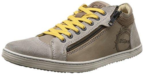 Amasa Uomo Kickers sporco bianco Sneakers Beige Fashion UqwR0d