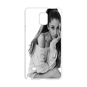Printed Phone Case Ariana Grande For Samsung Galaxy Note 4 N9100 M2X3112674