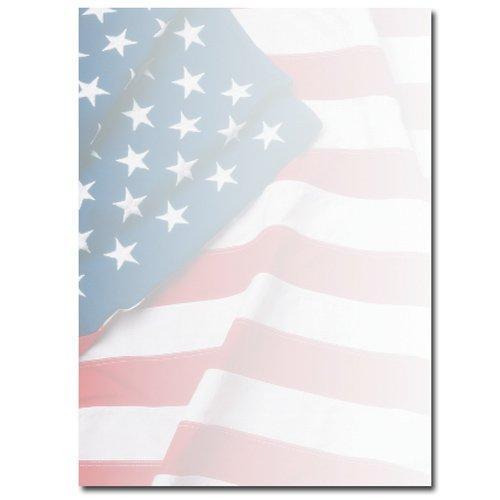 Flag Laser & Inkjet Printer Paper - 25 (Laser Inkjet Stationary)