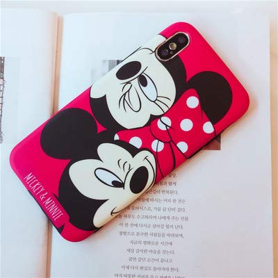 Buy couple iphone cases minnie and mickey