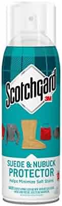 Scotchgard Suede & Nubuck Protector, 1 Can, 7-Ounces
