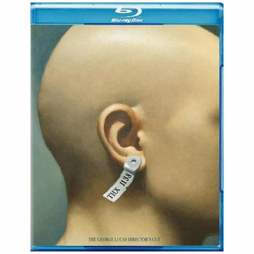 Blu-ray : THX 1138 [Widescreen] [Director\'s Cut] (Director\'s Cut / Edition, , Widescreen)