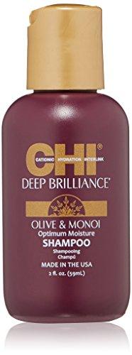 CHI  Olive and Monoi Optimum Moisture Shampoo, 2 Fl (Chi Olive)