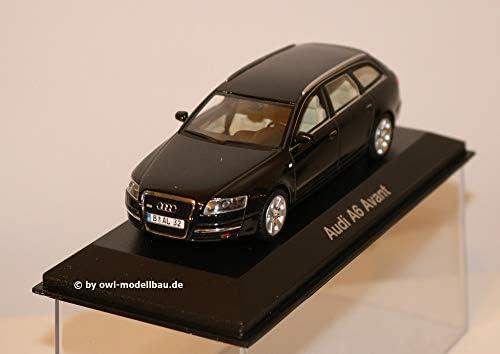 Minichamps 1:43 Audi A6 Avant 2004 schwarz