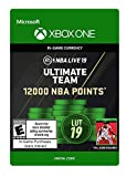 NBA LIVE 19: NBA UT 12000 Points Pack - Xbox One [Digital Code]