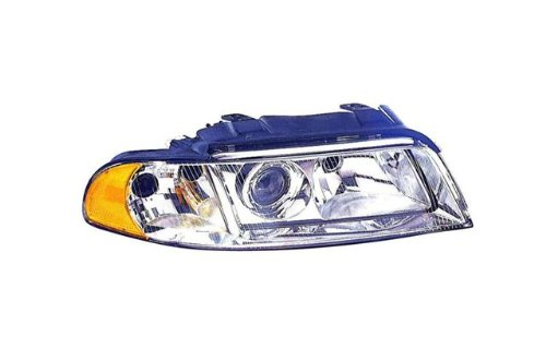 01 Rh Headlight Headlamp Light - 9