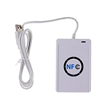 Amazon.com: RioRand® NFC ACR122U RFID Smart Lector y ...