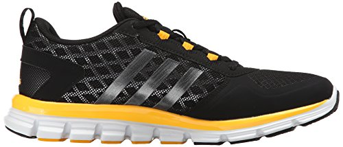 Adidas Performance Speed â??â??Trainer 2 Formación de zapatos, Negro / carbono metalizado / Oro col Black/Carbon Metallic/Collegiate Gold