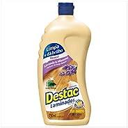 Limpador para Pisos Laminados 750 ml Uso Direto, Destac