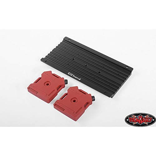 RC4WD VVV-C0723 Overland Equipment Panel W/ Portable Fuel Cells for TRX-4