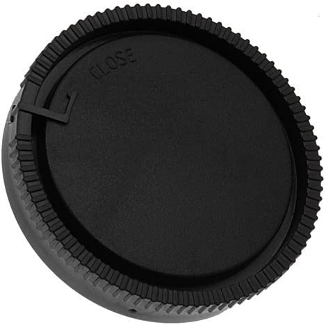 Fotodiox Replacement Rear Lens Cap Compatible with Sony Alpha A-Mount and Minolta AF DSLR Cameras