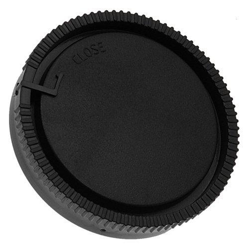 Fotodiox Rear Lens Cap for Sony Alpha, Minolta AF lenses. Fits Sony A100, A200, A230, A290, A300, A330, A350, A380, A390, A450, A500, A550, A560, A580, A700, A850, A900, SLT-A35, A33, A37, A55, A57, A
