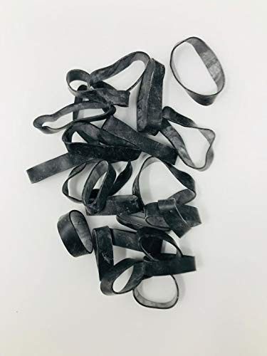 Epdm Rubber Bands - Ranger Bands Mixed 24 Count Made from EPDM Rubber for Survival, Emergency Tinder and Strapping Gear of Various Sizes Made in the USA NGE61972