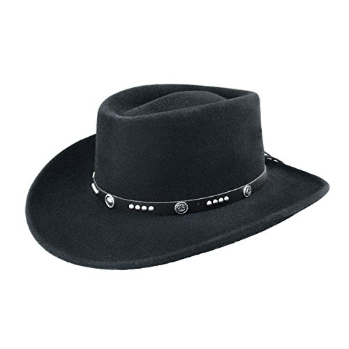 Bailey Western Joker Hat BLACK/M