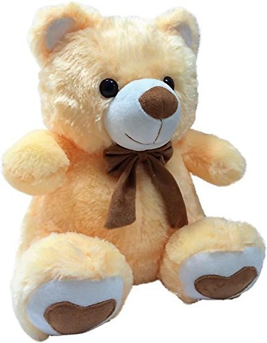 Buy SKULL-i Soft Toy Cute Teddy Bear with Bow in Neck for