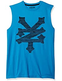 Zoo York Men's Sleeveless Riot Muscle Tank Top