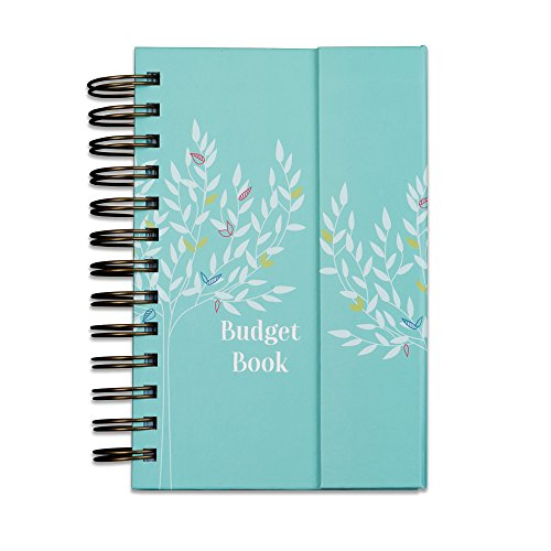 Boxclever Press Budget Book. Monthly bill organizer & budget planner with pockets. Expense tracker notebook to keep track of finances. Household expenses & finance organizer to store receipts & ()