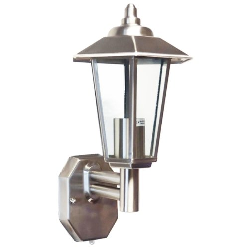 Stellus Contesa WL PC with LED Bulb   Stainless Steel Outdoor Wall Light  with Dusk toStellus Contesa WL PC with LED Bulb   Stainless Steel Outdoor Wall  . Photocell Outdoor Lights Uk. Home Design Ideas