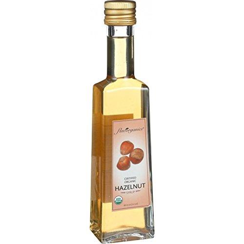 Hazelnut Syrup, 8.5 oz (Hazelnut Sweetener)