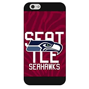 """Onelee Customized NFL Series Case for iPhone 6 4.7"""", NFL Team Seattle Seahawks Logo iPhone 6 4.7"""