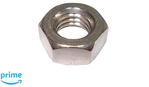 Zinc Plateado Paquete De 1 Studding Varilla Roscada M10 X 0.3 M Bulk Hardware BH03017
