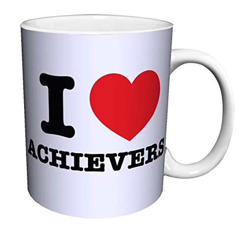 Heart Achievers Novelty Ceramic Coffee product image